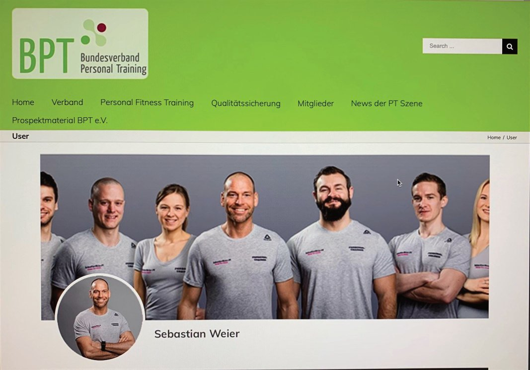 Eure Personal Trainer für Bochum