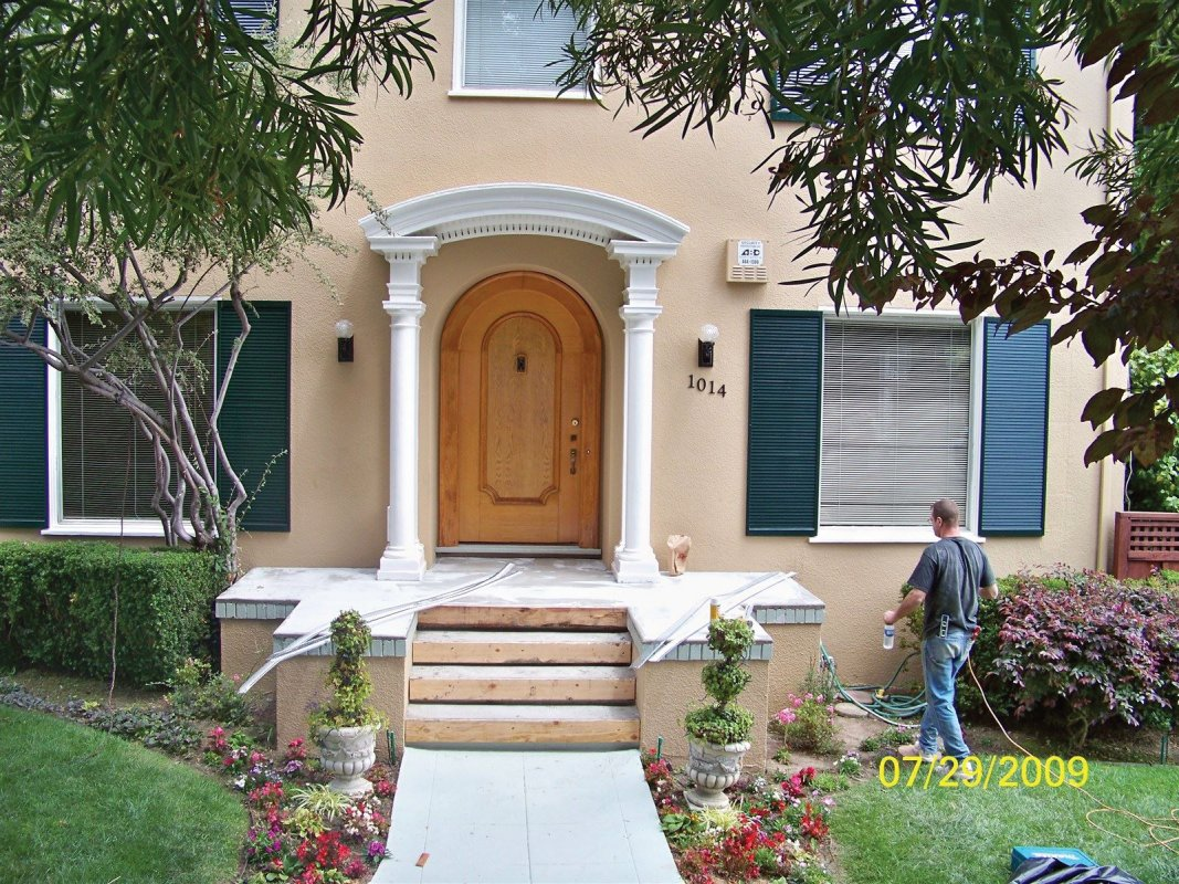 Handyman services, Porch repair