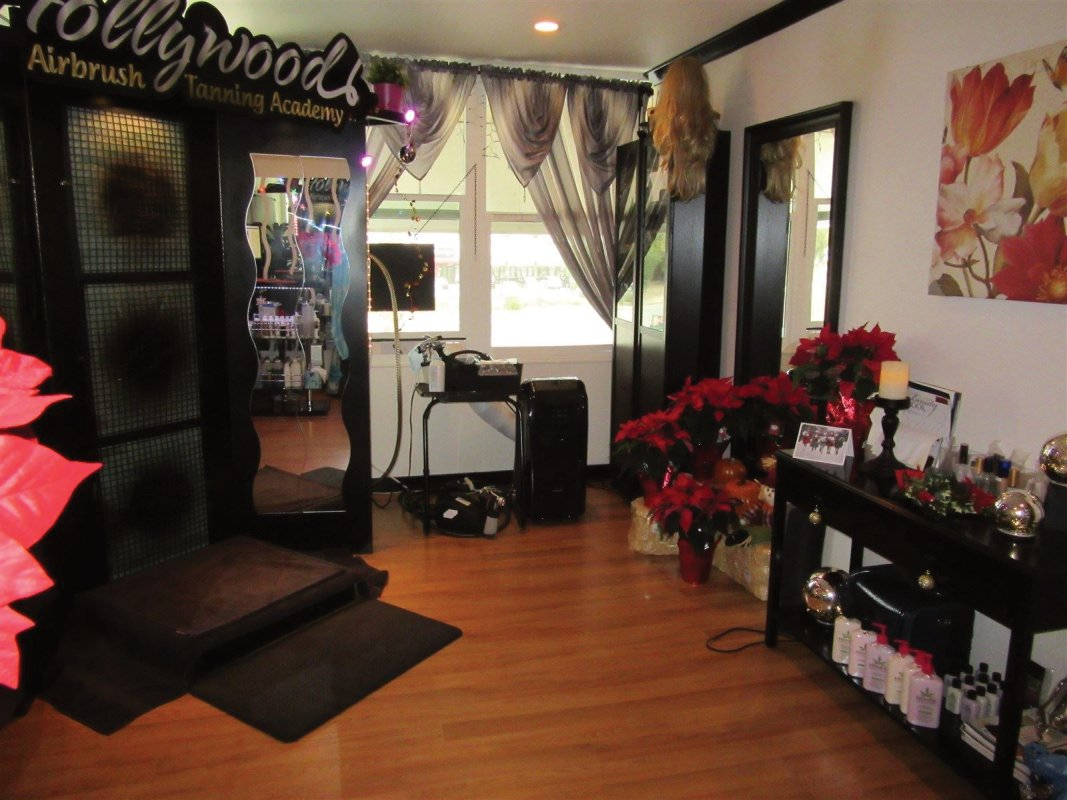 Airbrush Tanning Salon in Studio City California