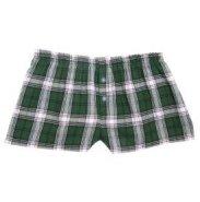 Itty Bitty Flannel Shorts