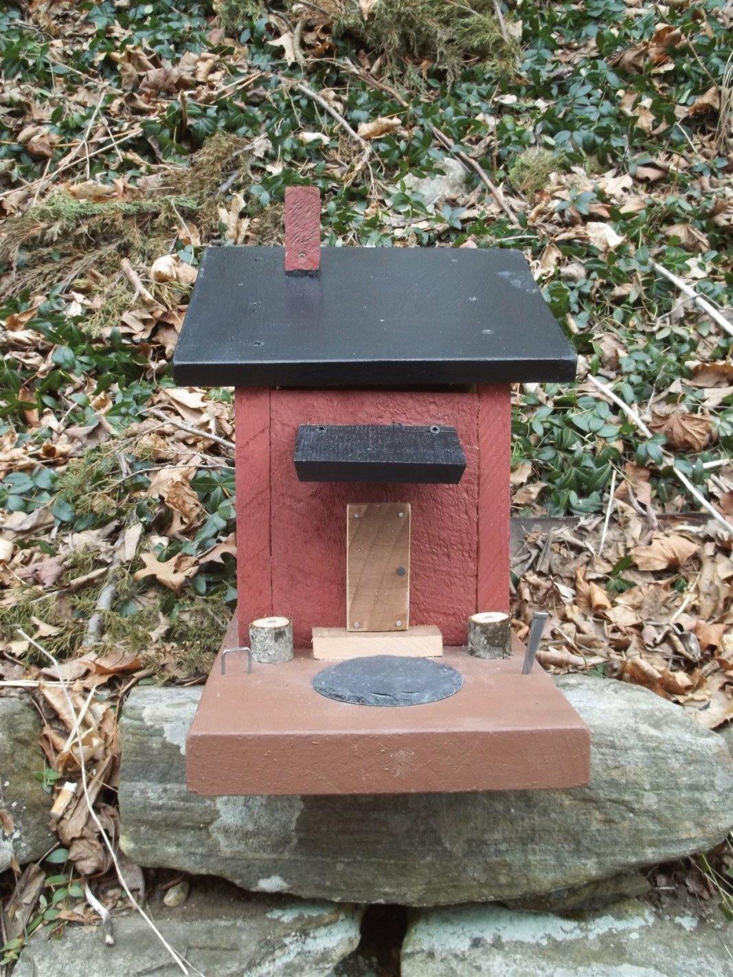 Custom Made Bird houses by Scott Harrington.   Scott Harrington Home, Tree and Yard Care Service