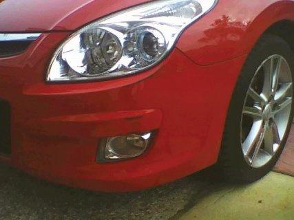 Hyundai i30 car body repair