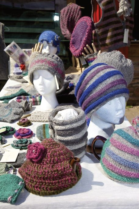 Knit's by May Hill Gotland