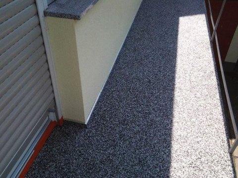 Seinteppich Granit Balkon Trerrasse Marmor Naturstein