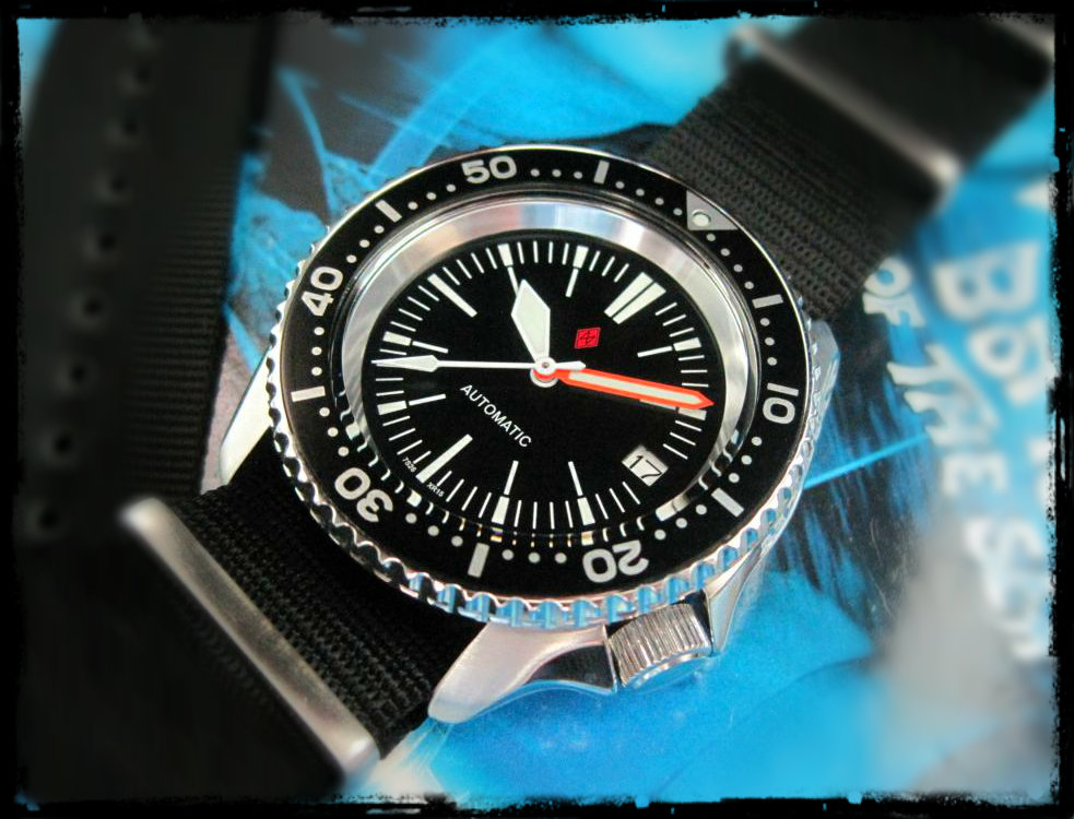 nouvelle seiko SKX007 (peut etre un futur mod?) ViewThumb