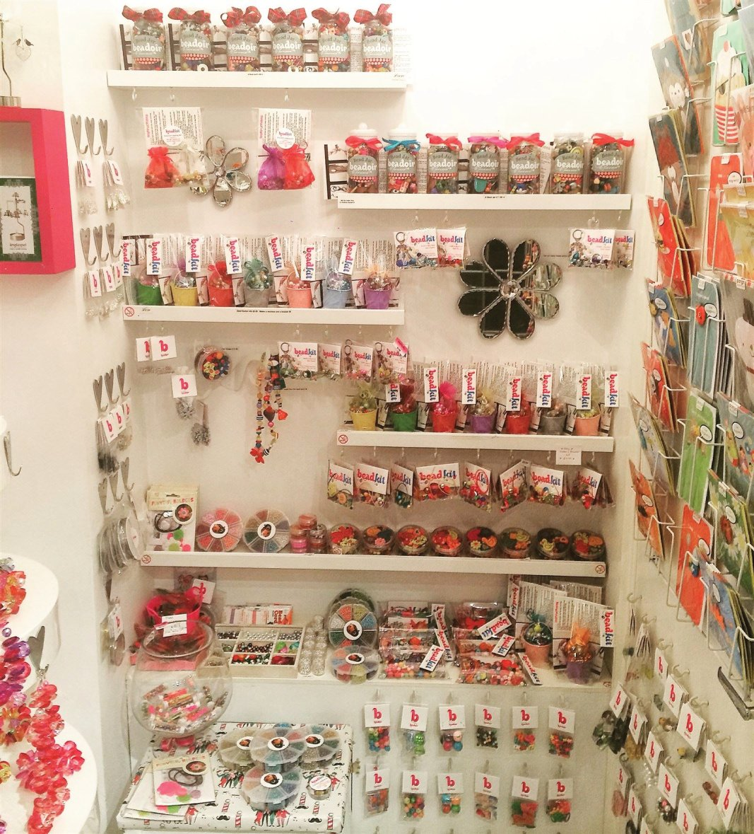Bead kits in our shop