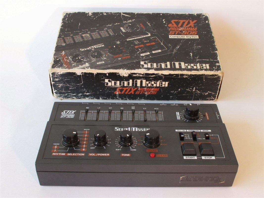 Sound Master Styx