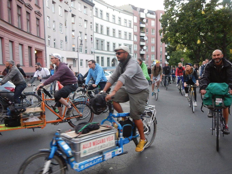 : Critical Mass Berlin