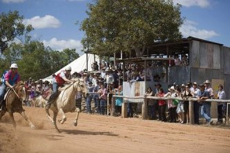 Almaden Bush Races