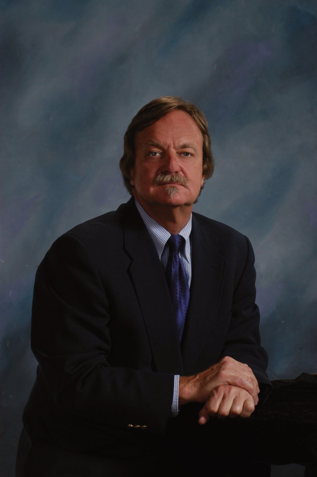 Dr. Michael Murrell in his offices at 1358 E. Kingsley, ste. B, Springfield, MO 65804.