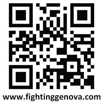QR code GAMADO Fighting Genova