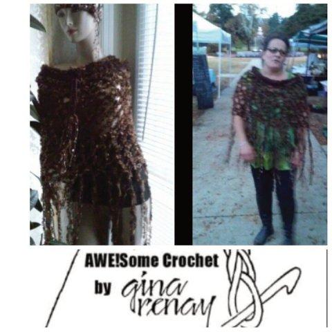 : fringe shawl
