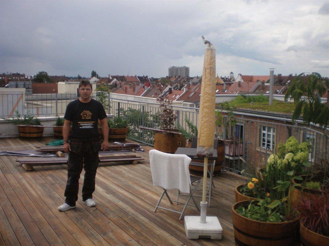 Dachwohnung Dachbodendämmung