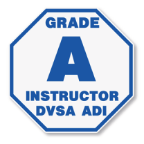 DVSA Grade A approved driving instructor
