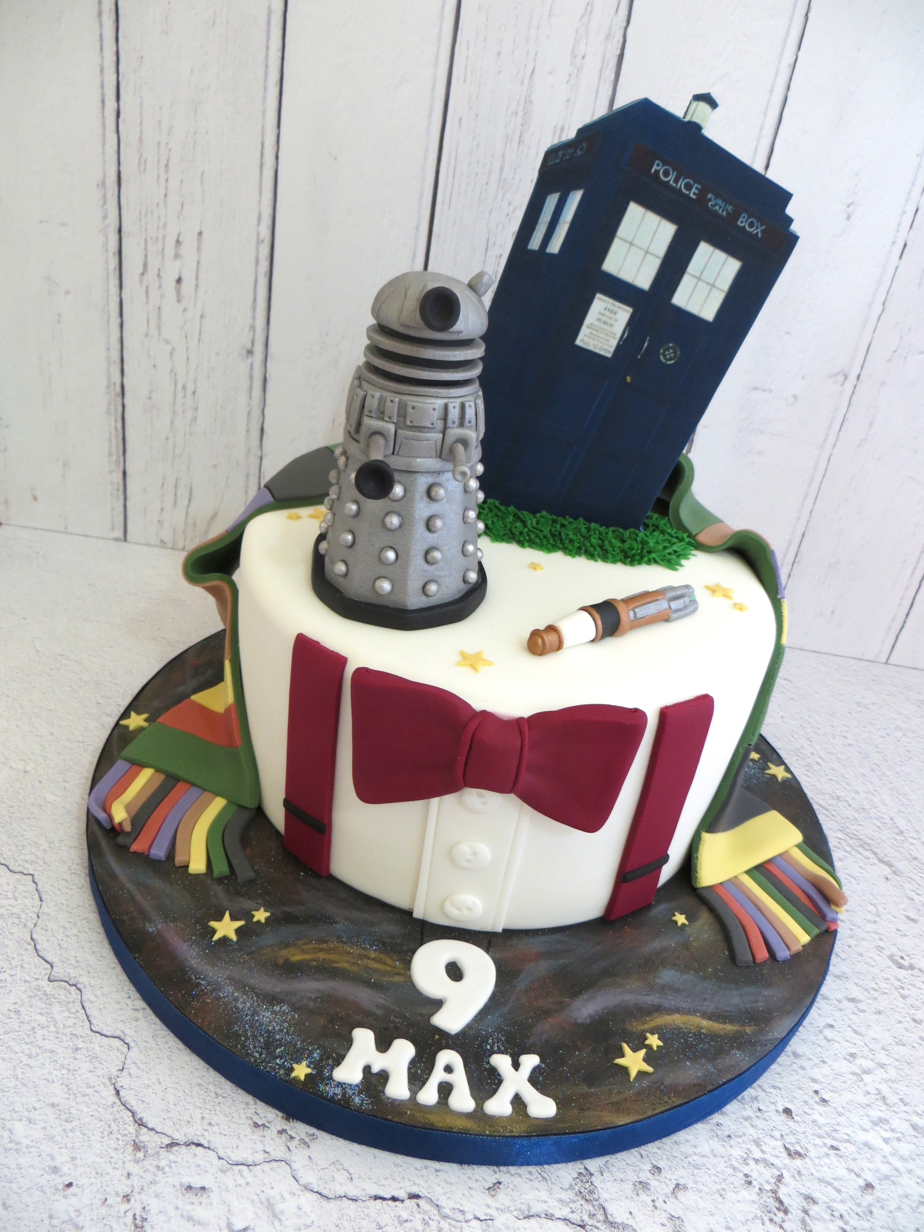 Astonishing Dr Who Birthday Cake Funny Birthday Cards Online Alyptdamsfinfo