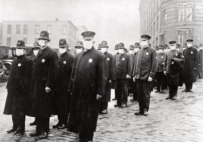 New York Police, 1918