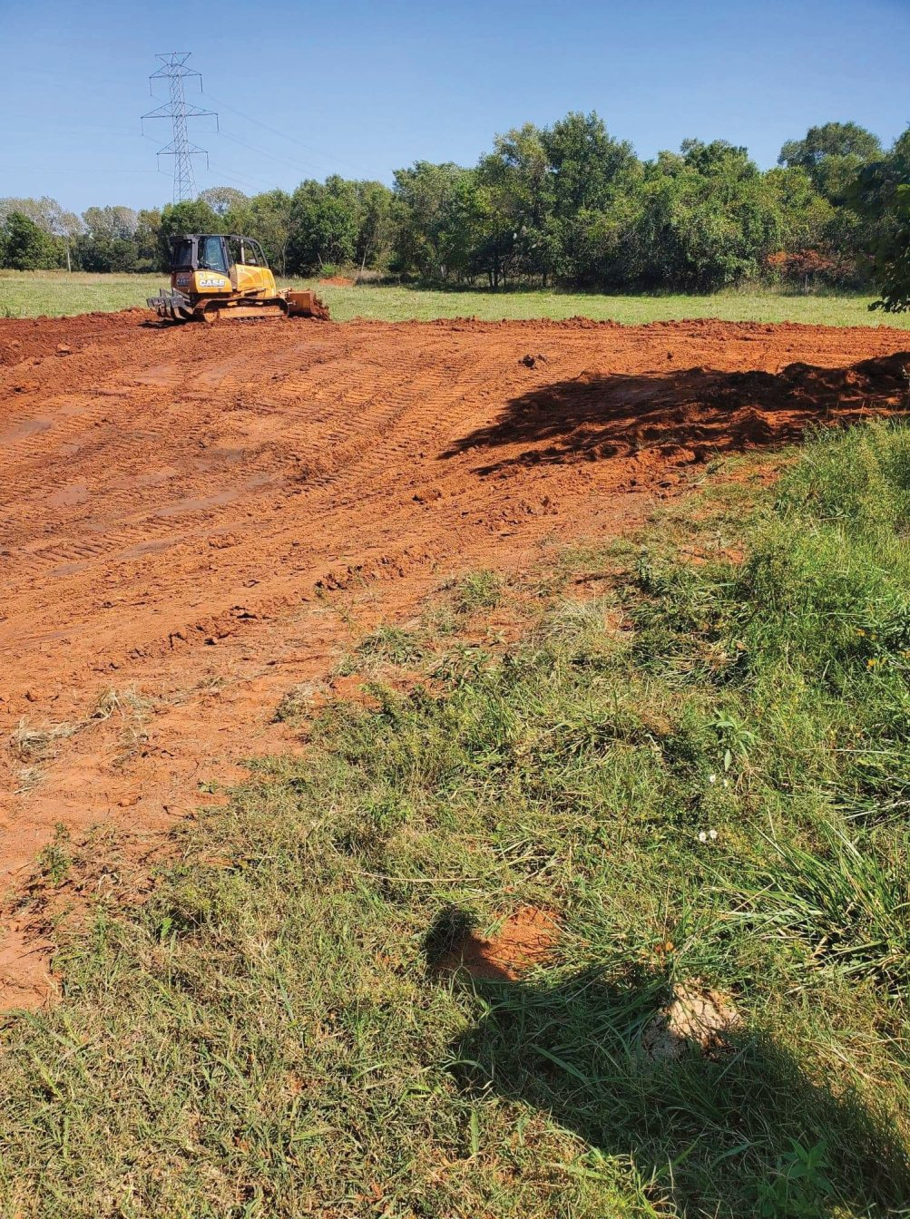 Land Clearing and dirt work