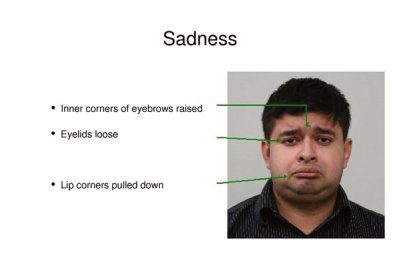 Humintell's emotion recognition training features images of individuals portraying the 7 basic emotions: Anger, Contempt, Fear, Disgust, Happiness, Sadness and Surprise.