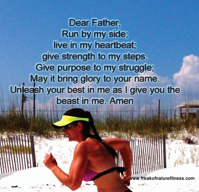 Tosha Firestone, Freak of Nature Fitness, Yahweh, Christian Athlete, Go the Distance, Fit LIfe