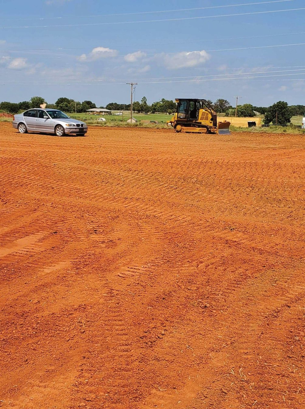 Dirt work and land clearing