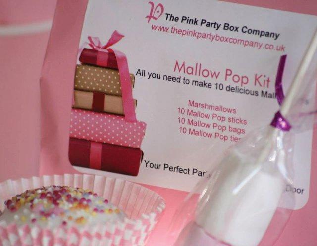 Mallow pop kit
