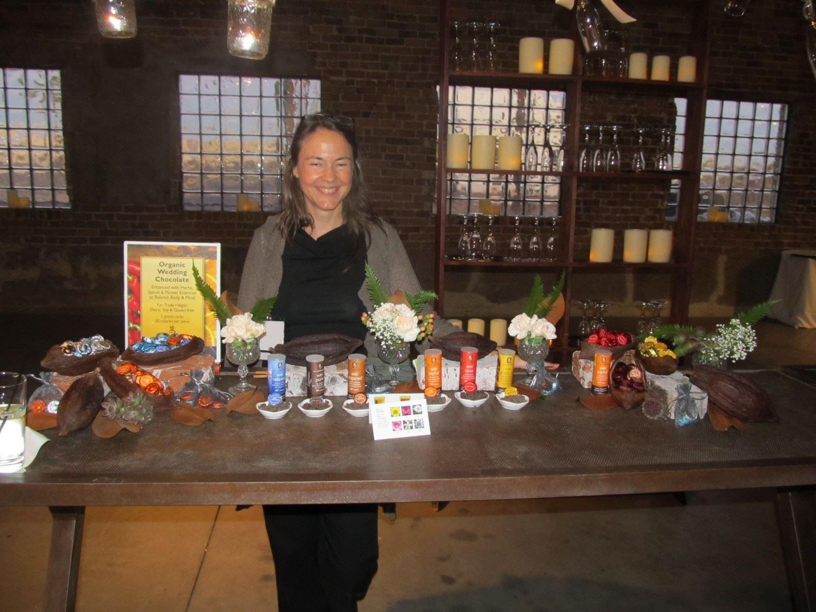 Lisa Reinhardt, Wei of Chocolate
