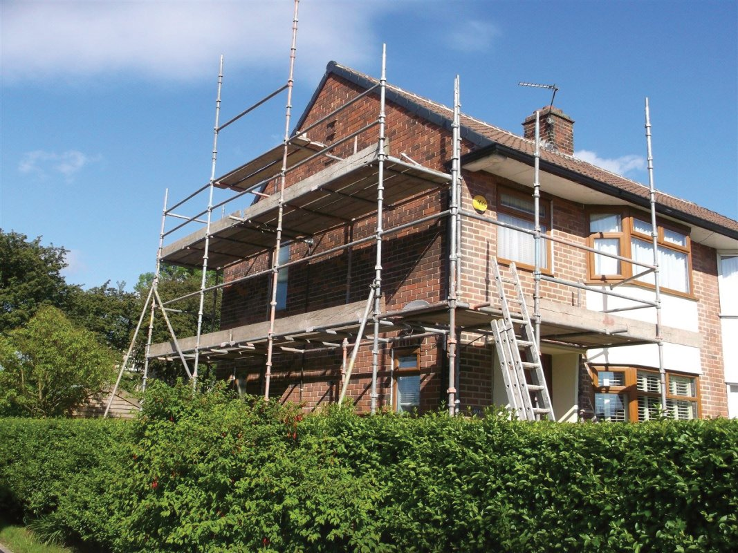 pudsey repointing services