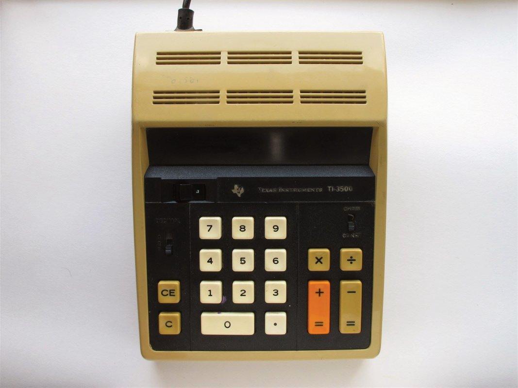 LED calculator
