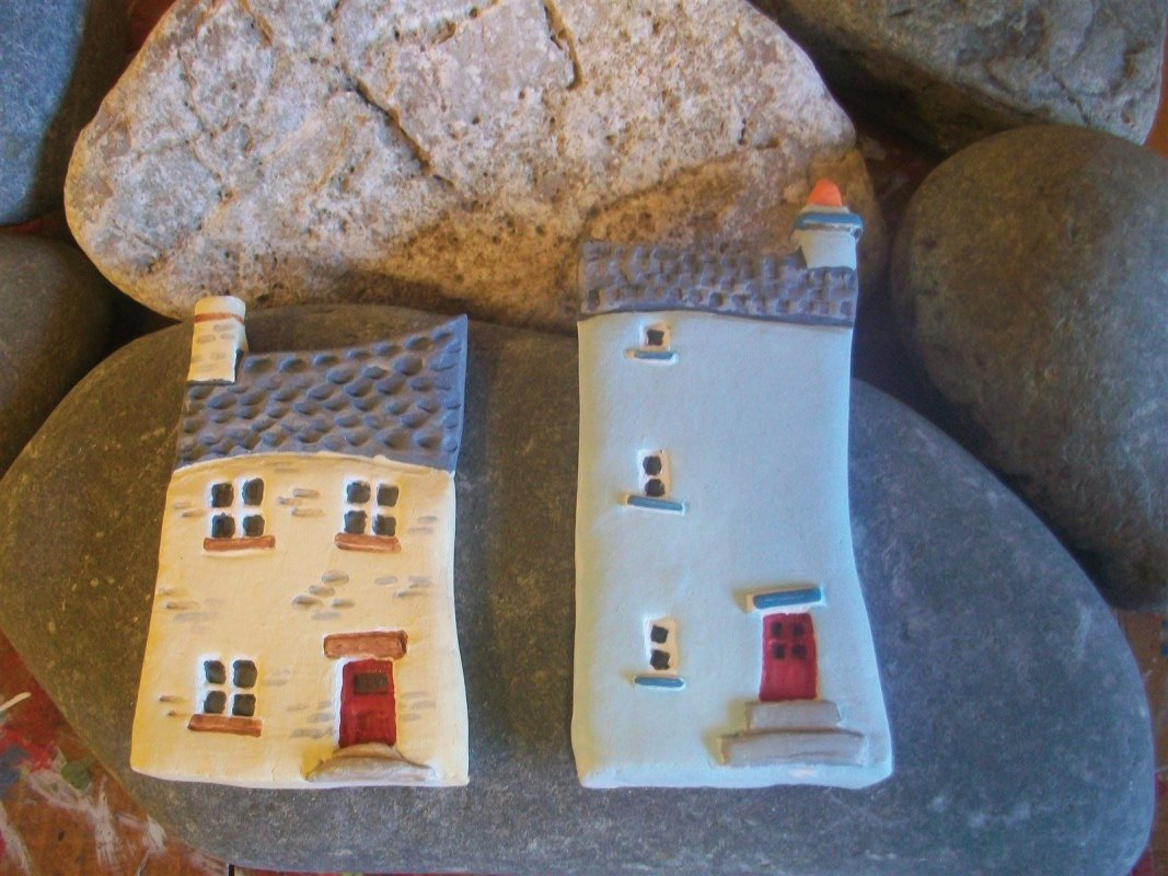 Quirky houses