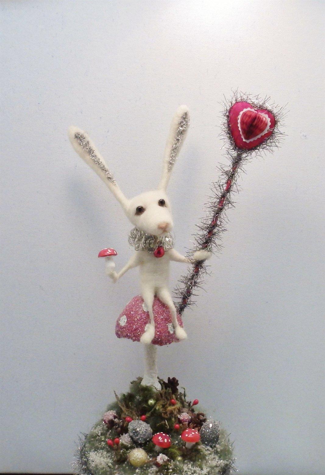 Baxter Valentine Bunny