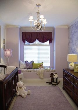 Purple & Sage Nursery