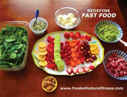 Fast Food, Redefine, Freak of Nature Fitness, Live Fit, Eat Clean, Healthy Recipes, Lose Weight