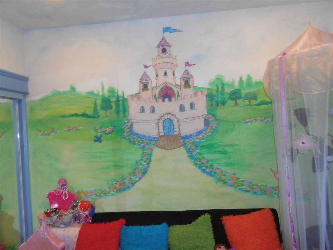 Kids room (3) Residential Painting, Color consultation, Pleasanton Painting contractor, House painter