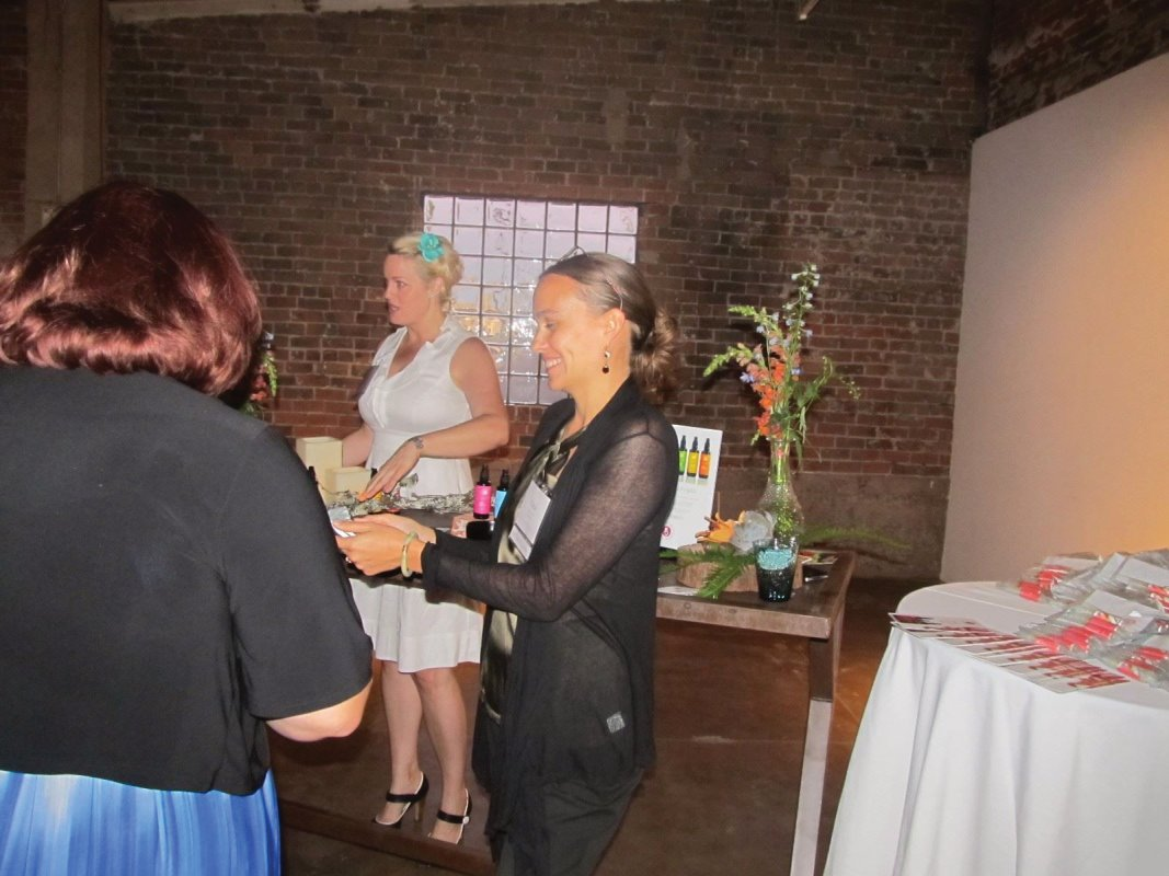 Bradley(TM) instructor Krystyna Bowman, AAHCC and Lotus Wei flower essences for pregnancy and postpartum