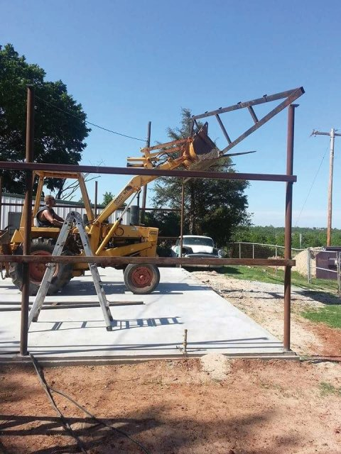 Construction and welding