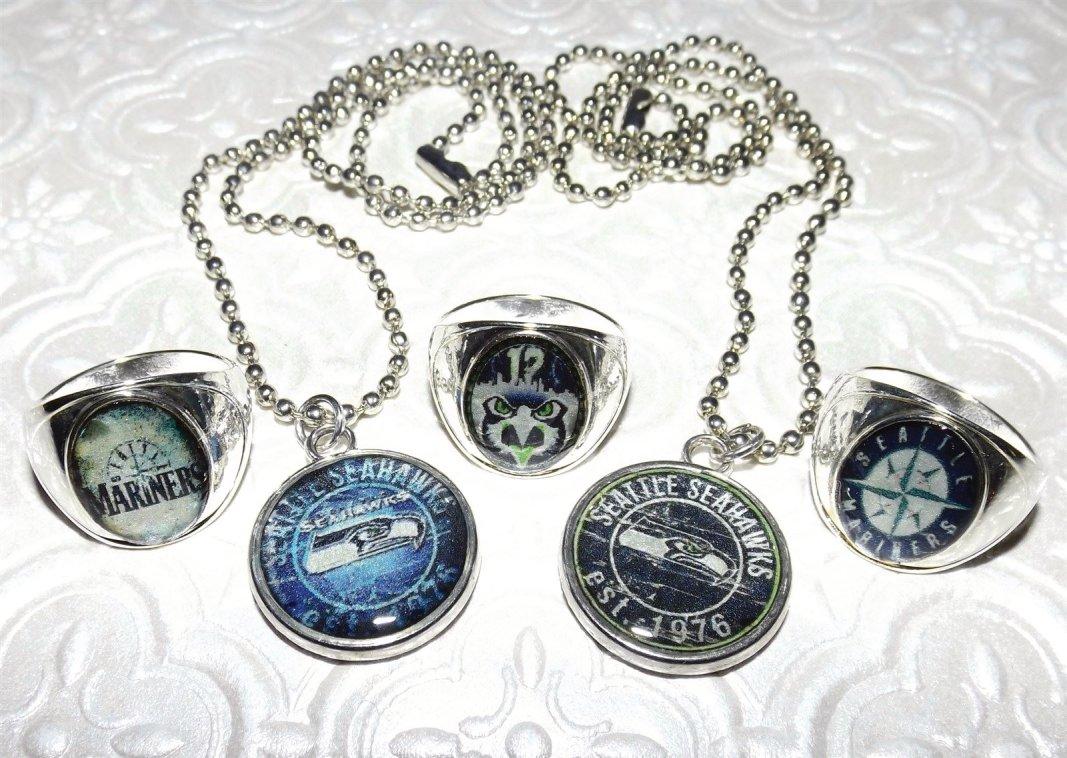 Custom Jewelry by Glass by Priscilla