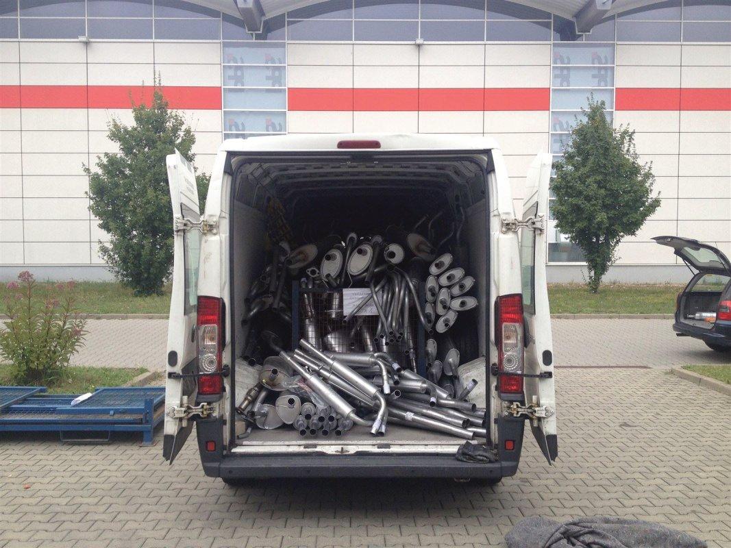 Transporte in Berlin