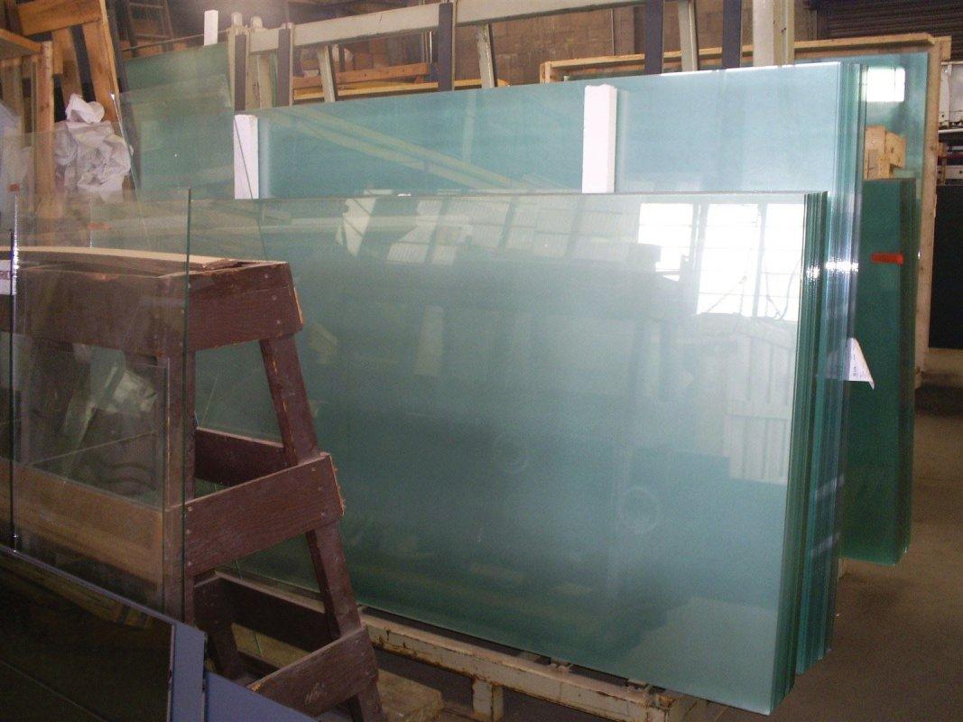 Plate glass in stock - Atlas Glass Repair in Philadelphia Pa