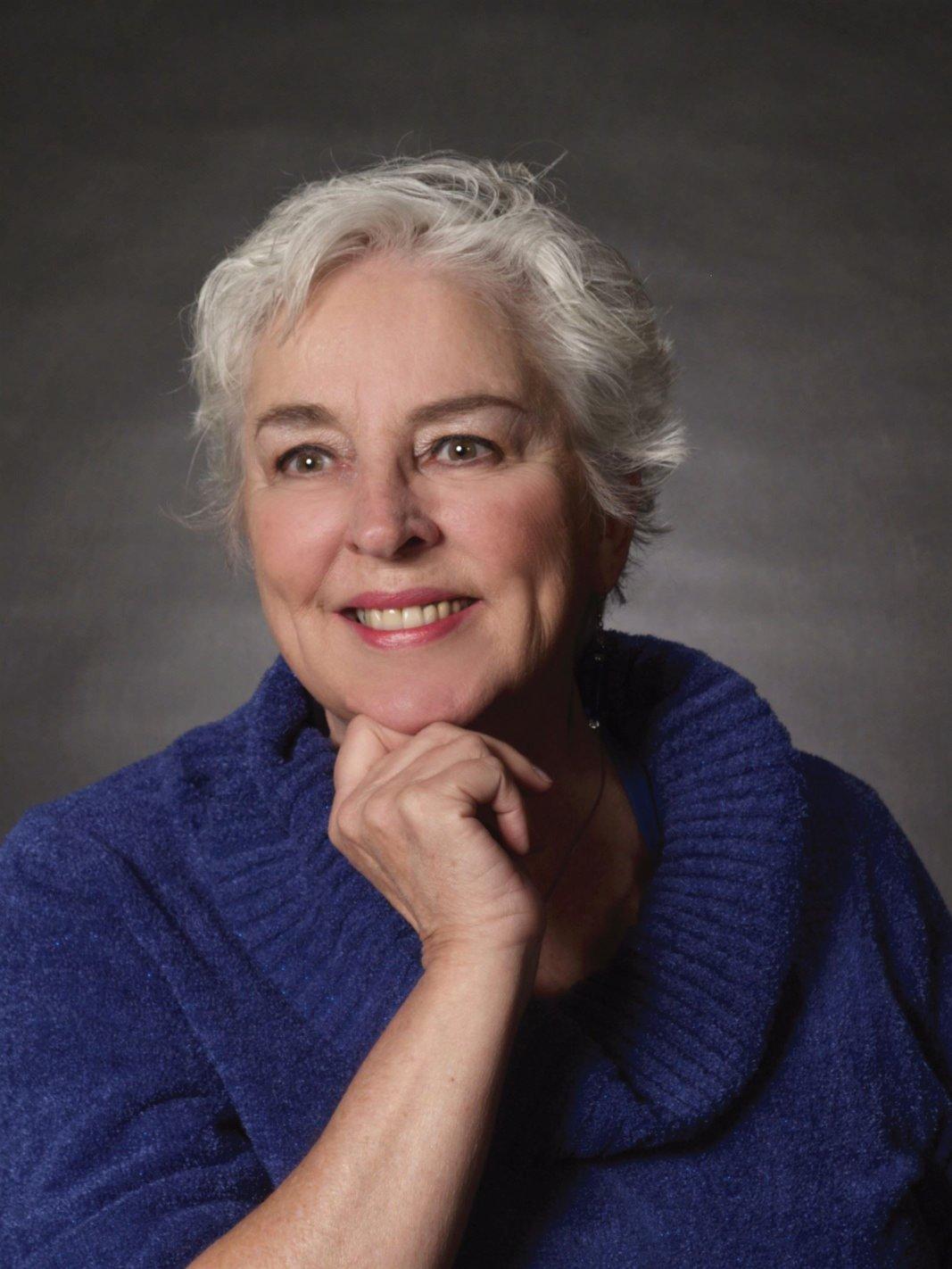 HiRes 5649147350101D Rev. Eileen Douglas, Minister, Teacher, Writer, Friend along the spiritual path.