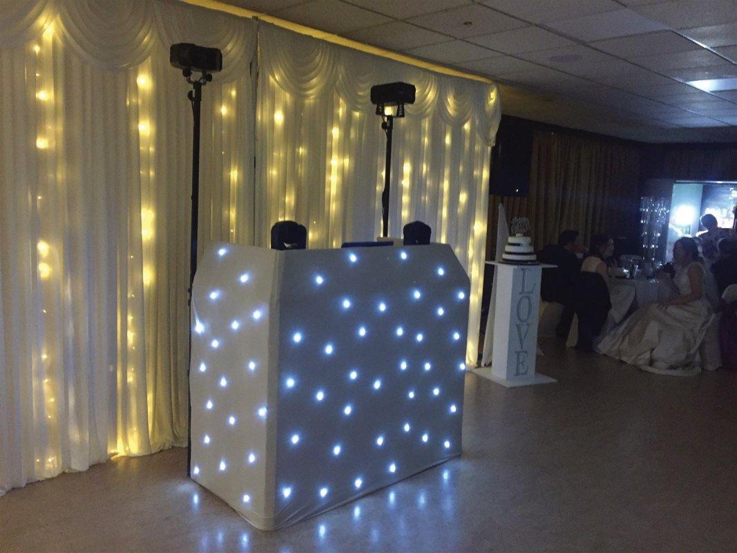 Wedding DJ at Preston Grasshoppers