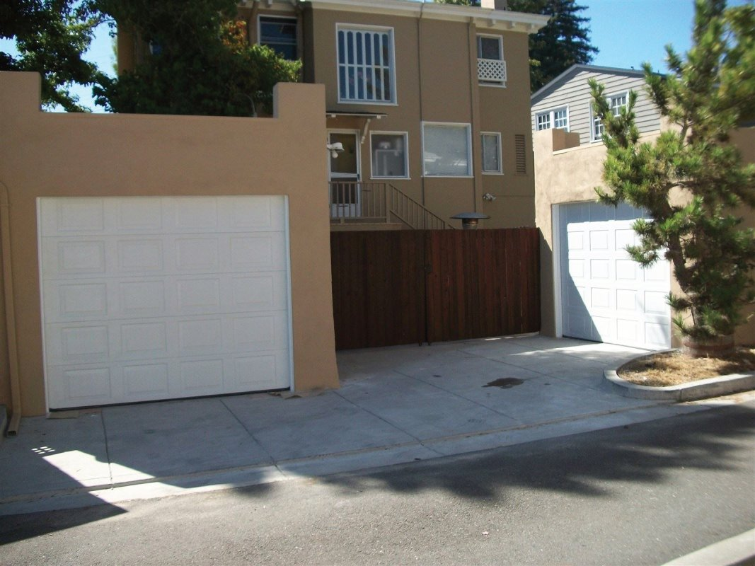 Painting Services, Exterior Painting, - Fence staining