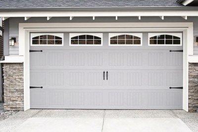 Keep Garage Door Closed