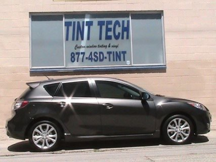 Quality Car Window Tinting