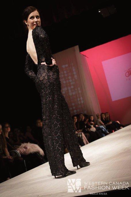Image: Paula Kreba; Deisgner: Baluevs Fashion Studio