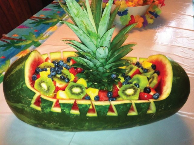 Watermelon Art, Freak of Nature Fitness, Get Fit, Healthy Recipes, Birthday ideas