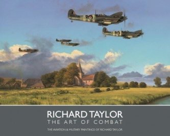 The Art of Combat Book by Richard Taylor