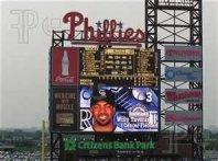 Stadium Area In South Philadelphia. Pa
