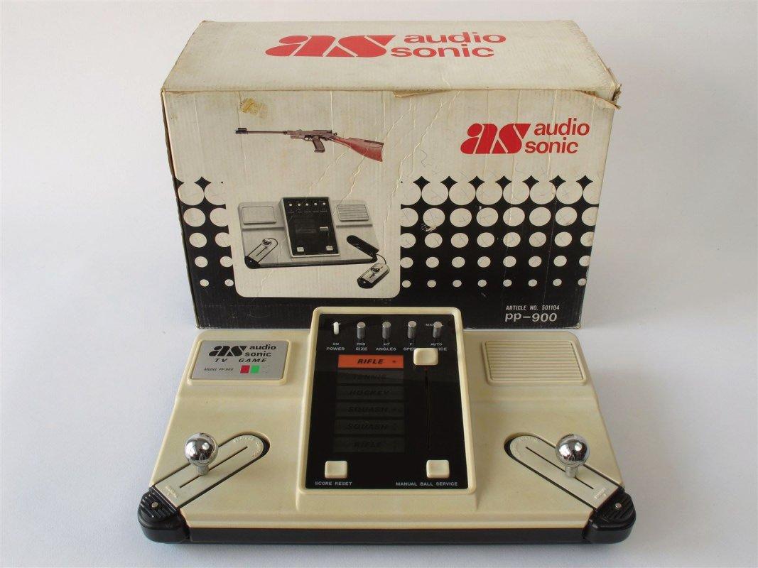 AudioSonic Sports TV Game