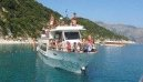 Great Kefalonia attraction! There are many daily boat cruises to choose from.  get ready to set quest for hidden and unreachable beaches of Kefalonia, Greece