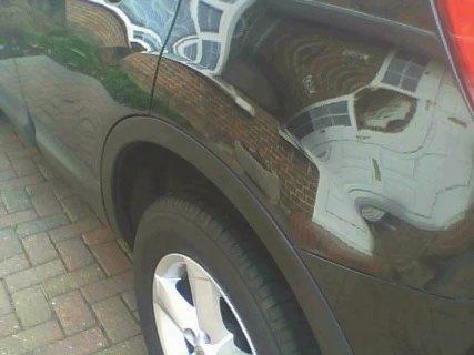 Car Scratch Repair Worthing Lancing Littlehampton Rustington Storrington